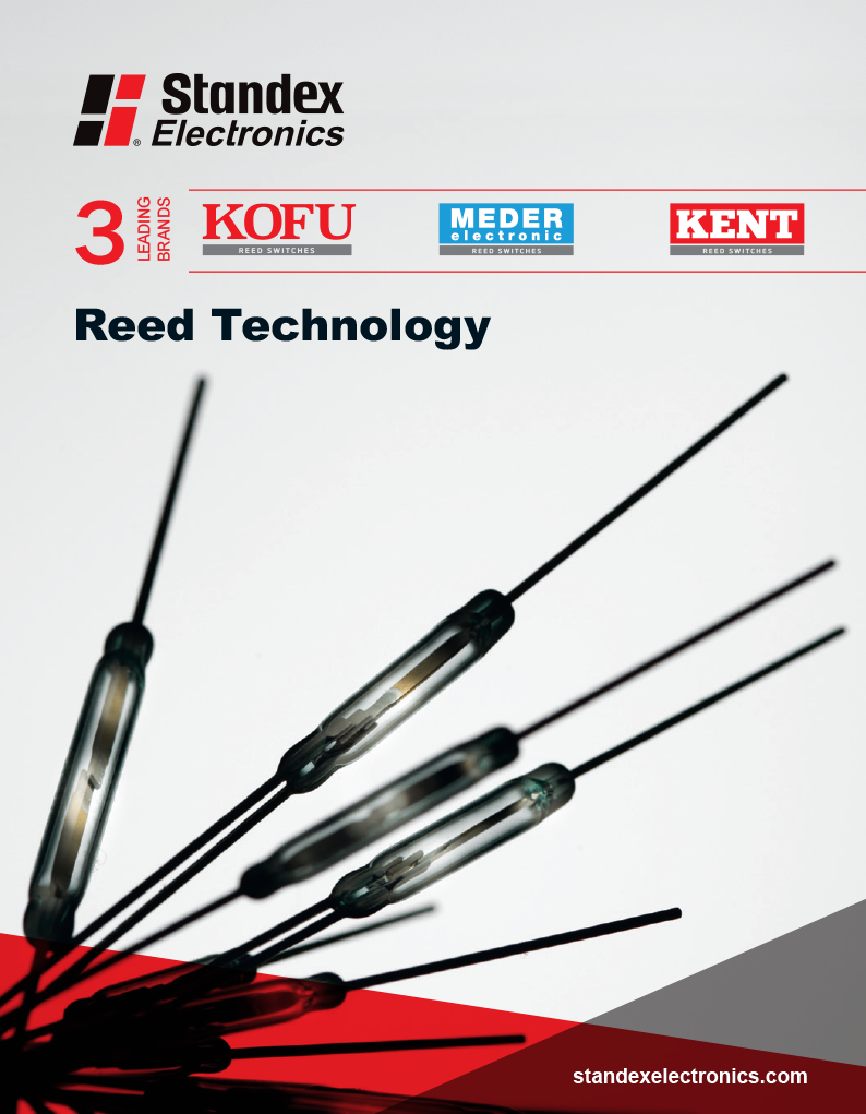 Reed Switch Technology Databook