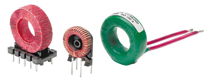 Current Sensor Transformer Toroidal