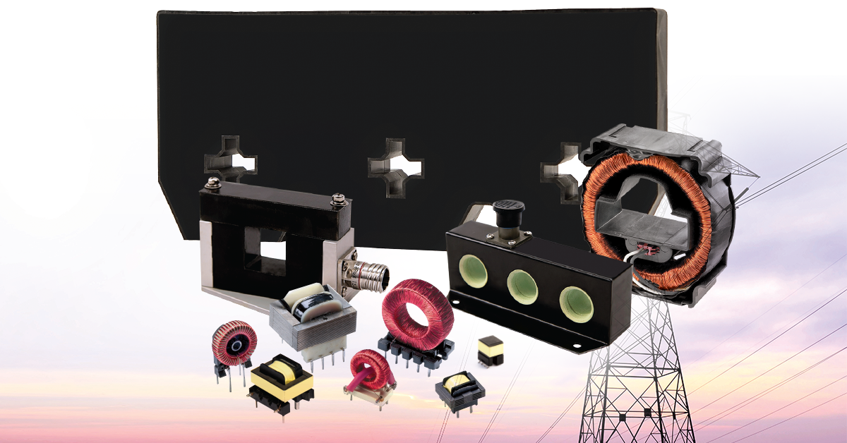 Current Sense Transformers for Power Supply Circuits