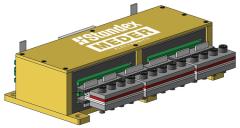 10kW-30kW Planar Transformers | Size P1100 Heatsink