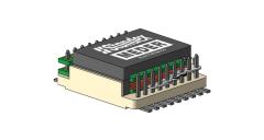 150W-700W Planar Transformers | Size P110