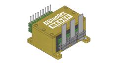 300W-1.2kW Planar Transformers | Size P135 Heatsink