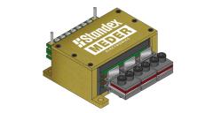 2kW-6kW Planar Transformers | Size P350 Heatsink