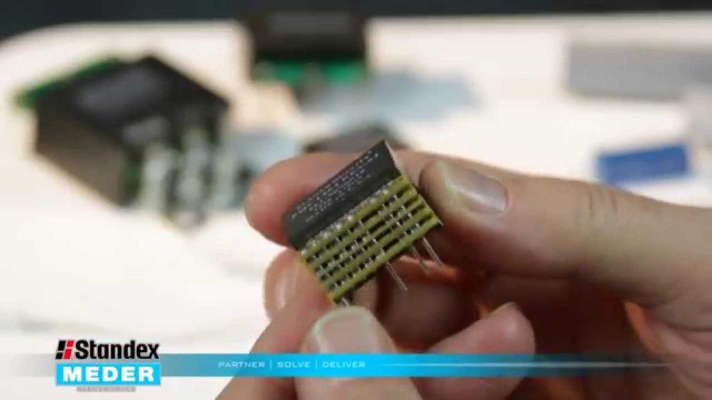 Aerospace Planar Transformer video