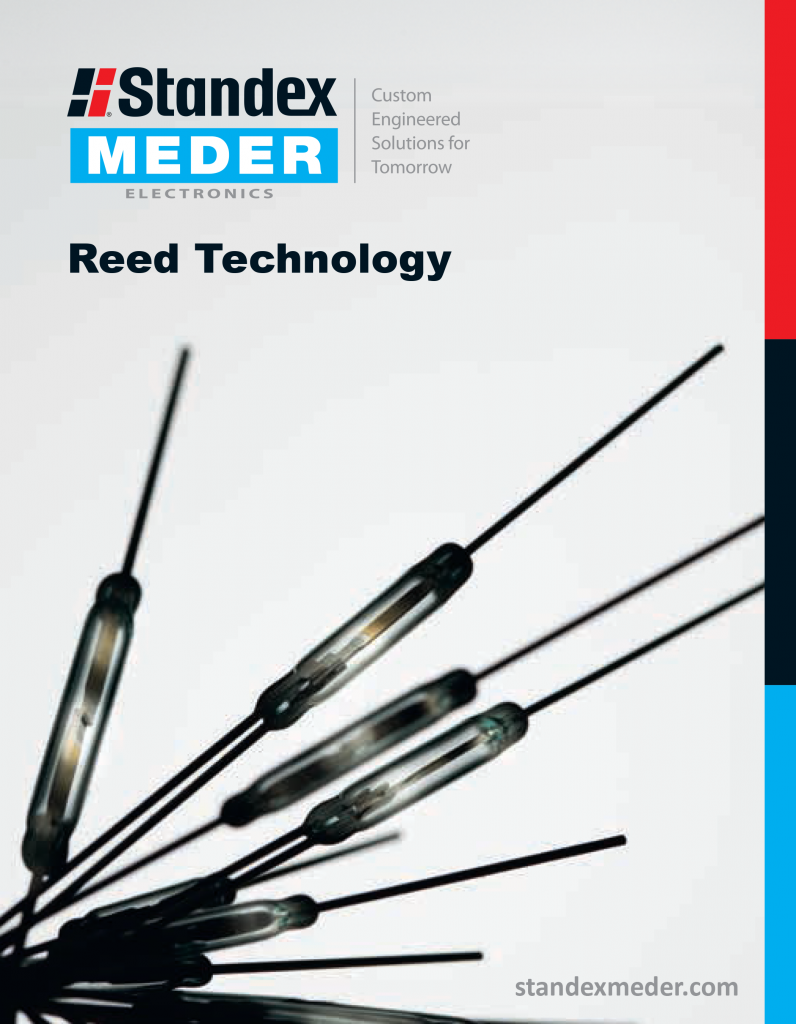 Reed Switch Used With A Permanent Magnet Standex Electronics Relay Proteus