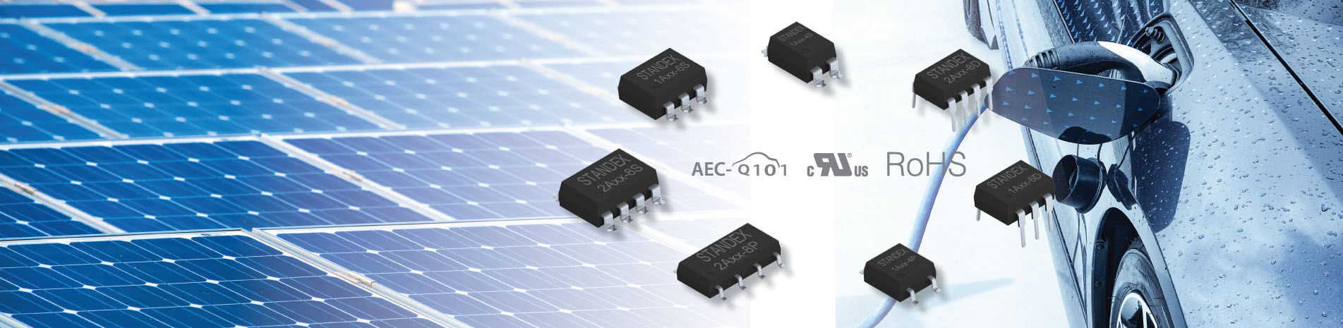 Magnetic Sensors Power Magnetics Standex Electronics Solid State Relay Vs Coil Photo Mosfet Relays