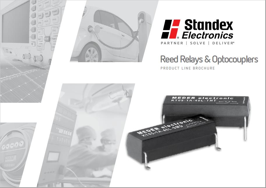 Reed Relays & Optocouplers Brochure