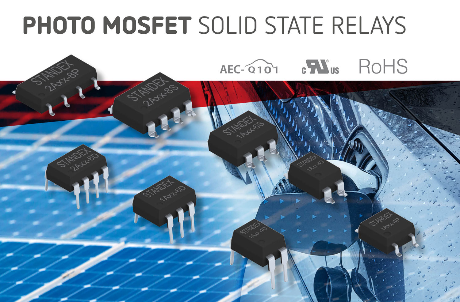 Photo MOSFET Solid State Relays