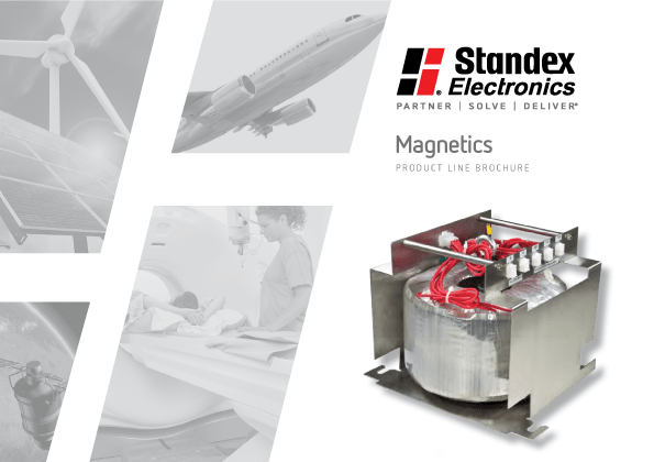 Power Magnetics product line brochure