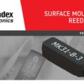 MK31 SMD reed sensor