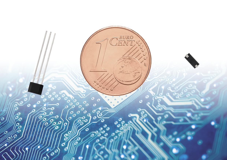 磁传感技术之: 干簧开关, 霍尔效应传感器