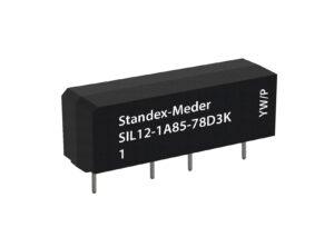 SHV series  high voltage isolation relays