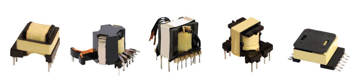 SMPS Transformers for surface mounting