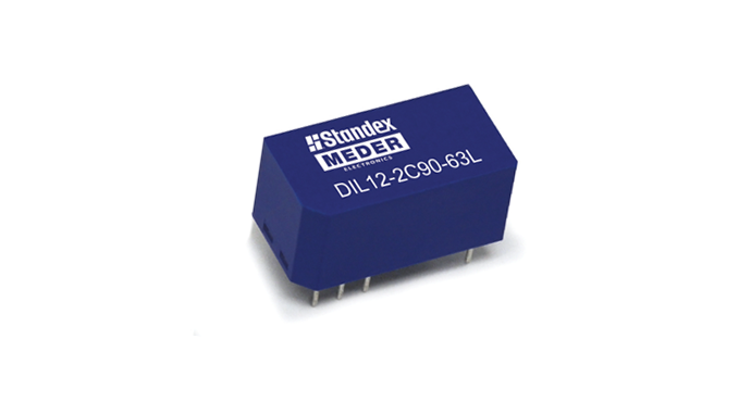 DIL Series Reed Relay - Standex Electronics