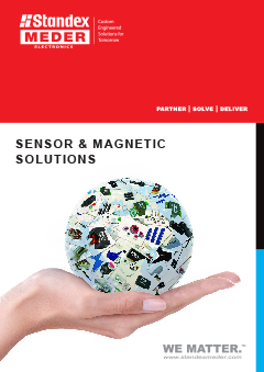 """""""Sensor and Magnetic Solutions Catalog"""""""