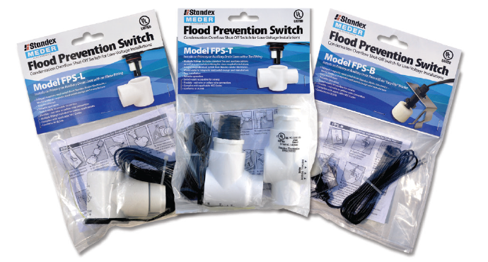 HVAC Flood Prevention Switch