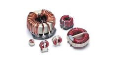 CM Series Magnetics, Inductors & Chokes/Toroidal & SMD