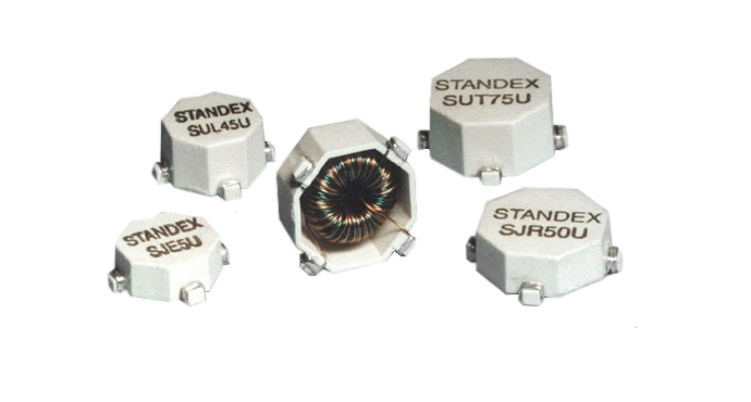 SJ / SU Series High Frequency Toroidal Inductor - Standex Electronics